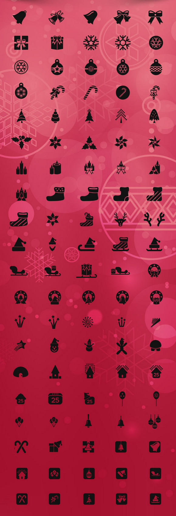 full-christmas-icons 1