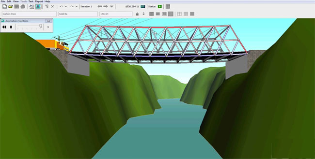 2016 Bridge Designer Software Free Download