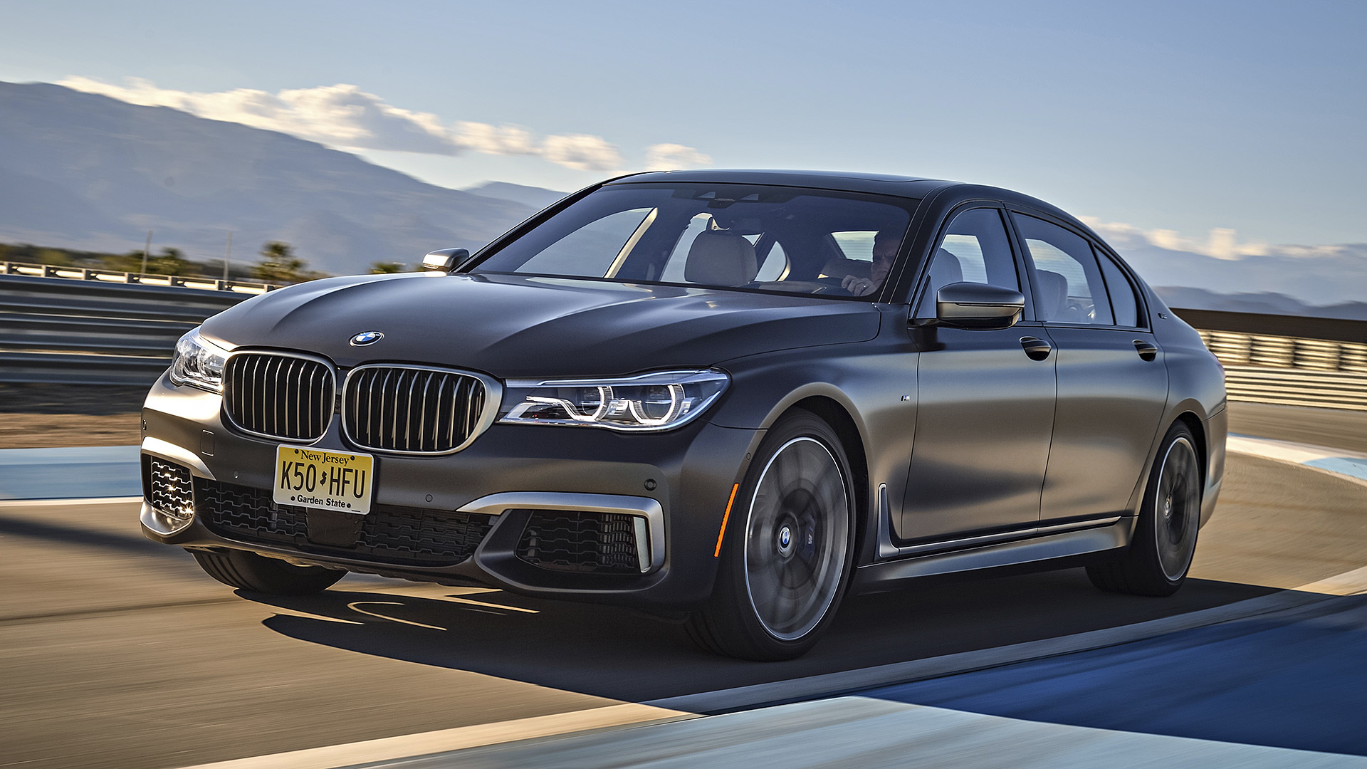 2017 bmw m760i first drive hd wallpapers for desktop hd