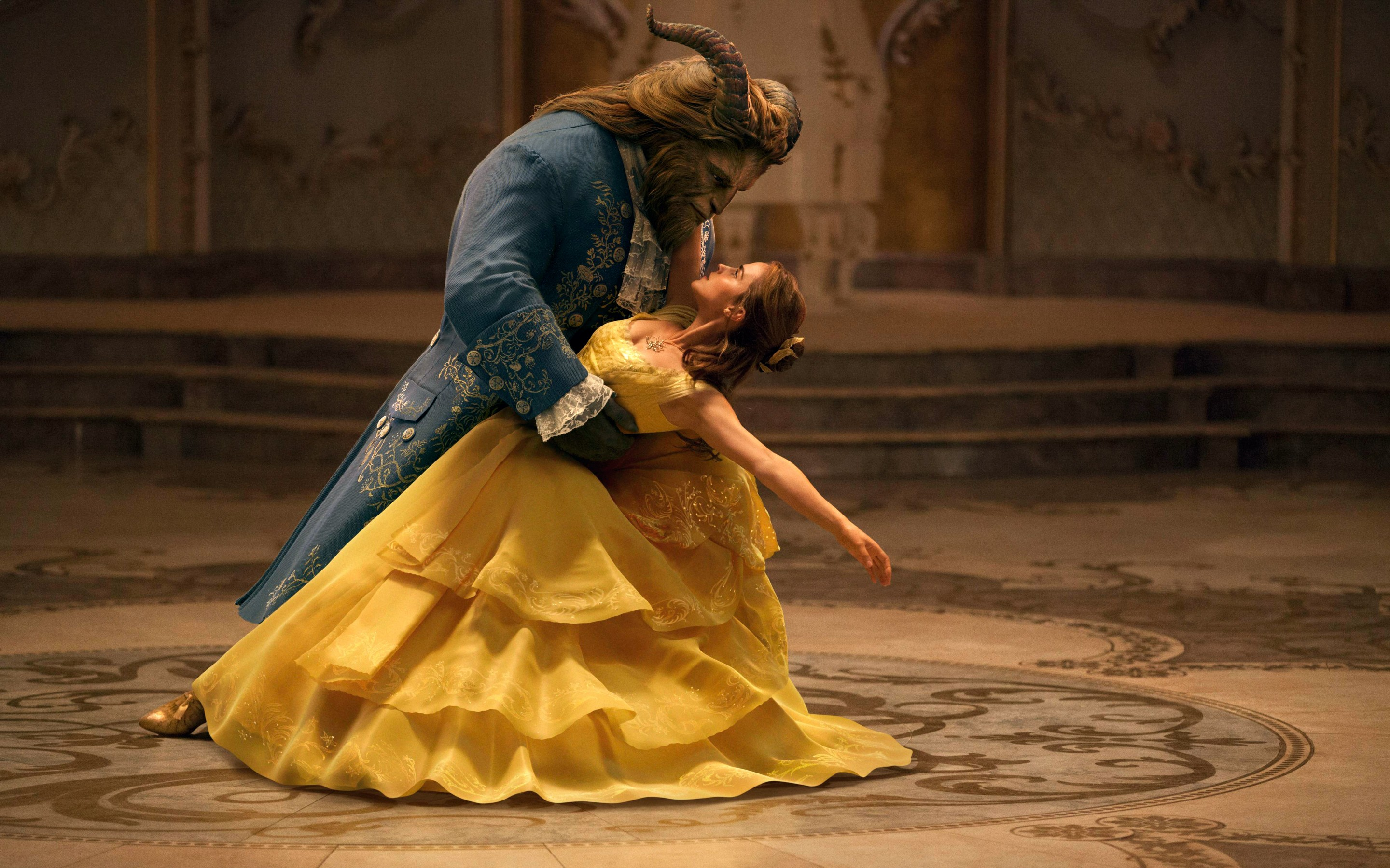 Popular Wallpaper High Resolution Movie - 2017-beauty-and-the-beast-movie-wallpaper-4k-2880x1800  Picture_245889.jpg