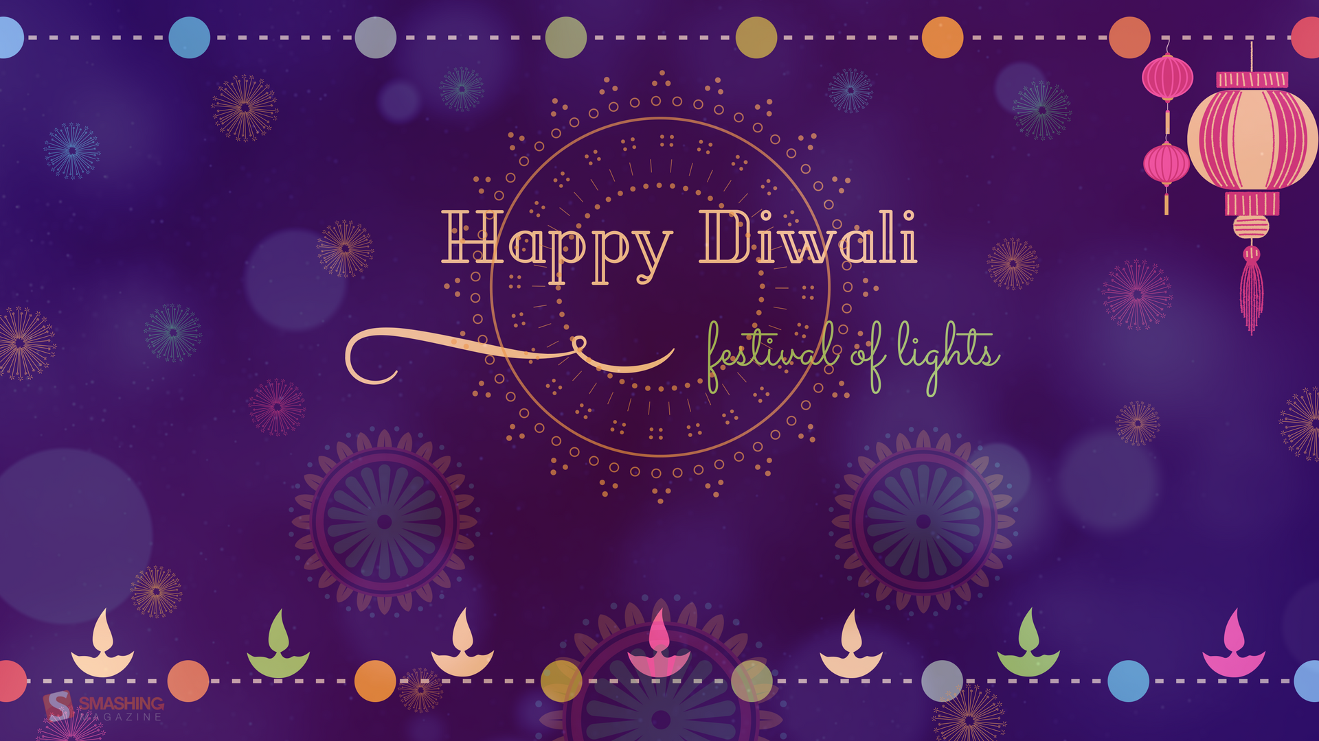 festival of lights diwali wallpaper hd for desktop