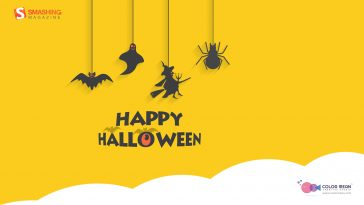 Happy Halloween Design Wallpaper HD 1920x1080