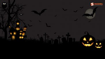 Scary Halloween HD Wallpaper 1080p Desktop 1920x1080