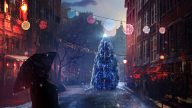 Christmas Eve Lights HD Wallpaper