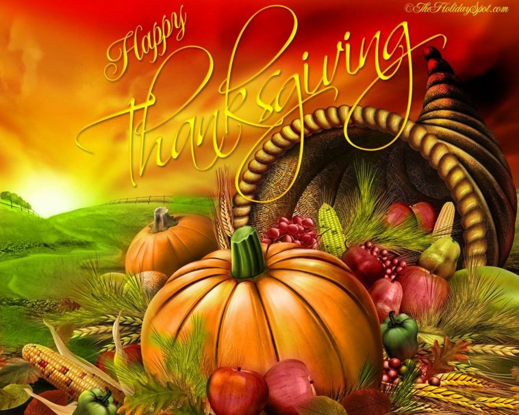 happy thanksgiving wallpaper free background 2000x1600