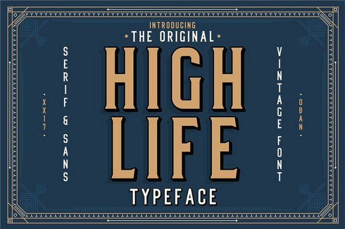 20 Free Retro and Vintage Fonts