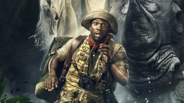 Kevin Hart Jumanji Welcome to the Jungle HD Wallpaper-3840x2160