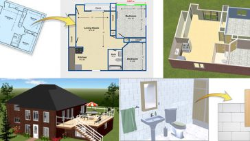 Free Home Design Software DreamPlan House Design