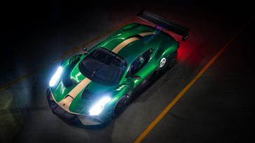 2019 Brabham BT62 Hypercar Photo HD