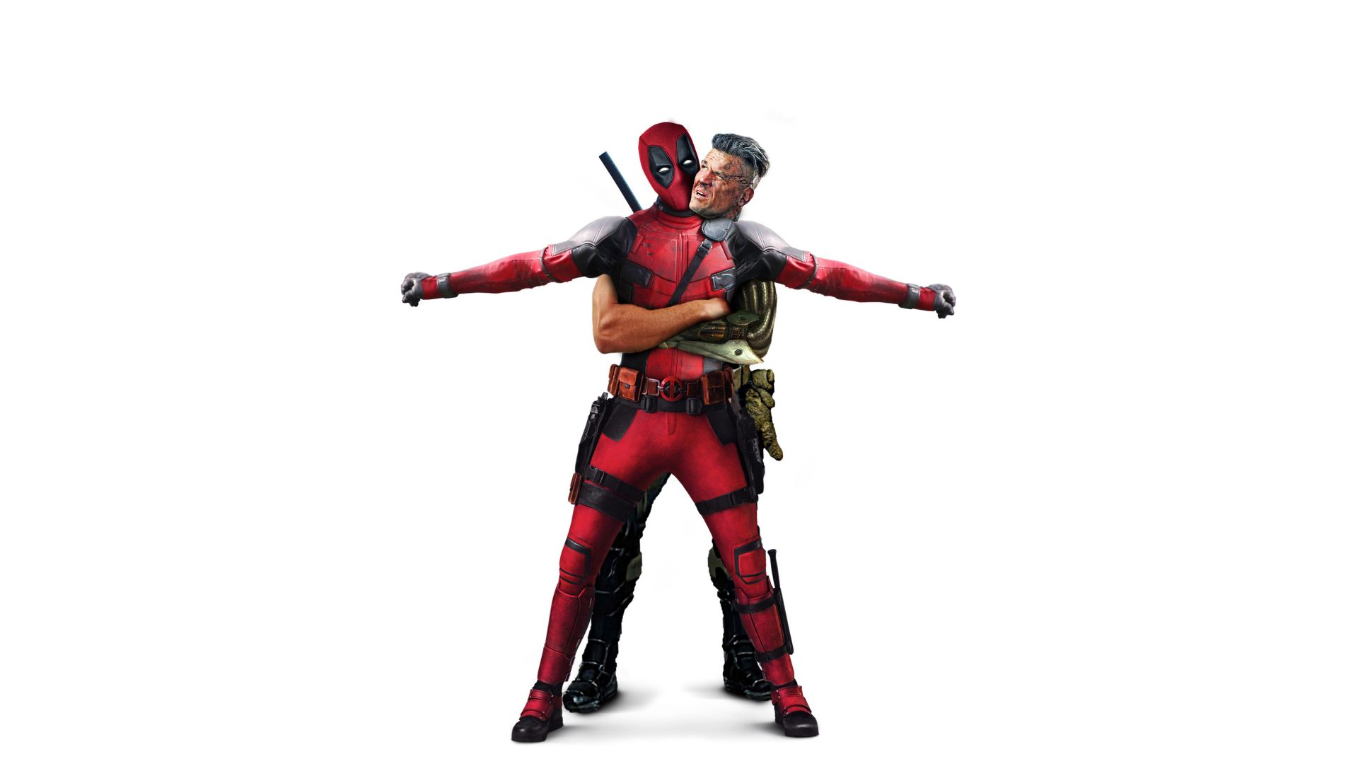 Deadpool 2 Movie Wallpaper HD 1920x1080