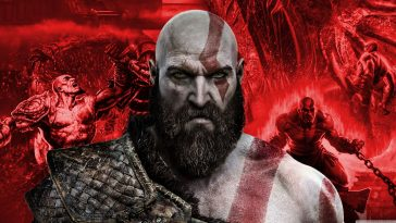 Kratos in God of War Game Wallpaper 1920x1080