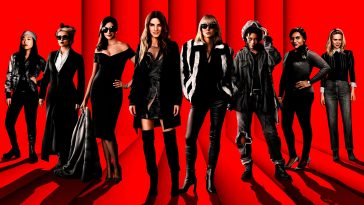 Oceans 8 Movie Wallpaper for HD Desktop