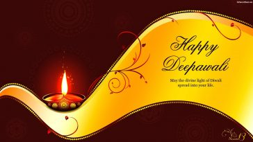 Happy Deepavali Background HD 1920x1080 Wallpaper