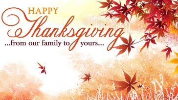 Happy Thanksgiving Themed Desktop HD Wallpaper 1920x1080