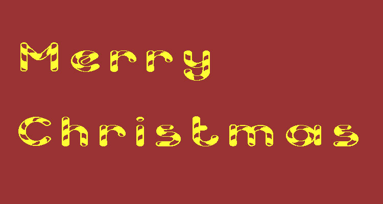 Candy-Cane-Free-Font