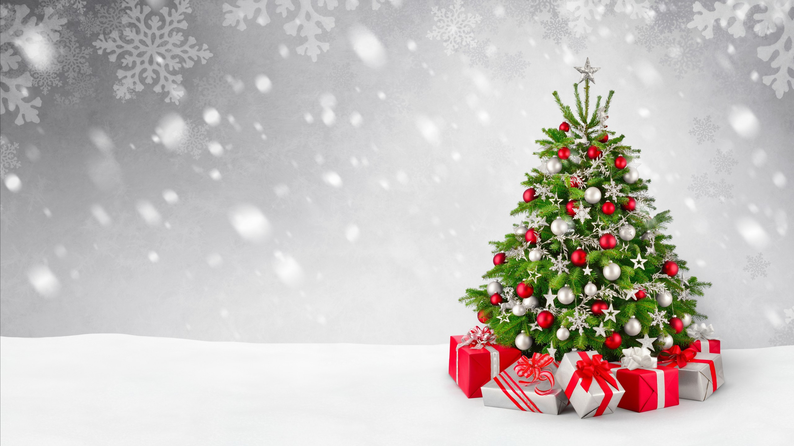 Christmas Tree Wallpaper 1440p