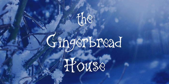 The Gingerbread House Free Christmas Font