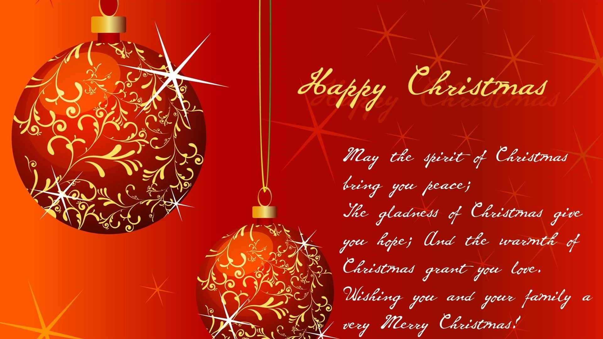 christmas greetings hd wallpapers 1080p